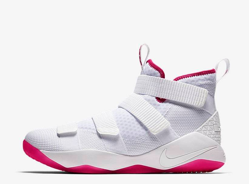 085988e4123f The Nike LeBron Soldier 11 for the Kay Yow Cancer Fund - WearTesters