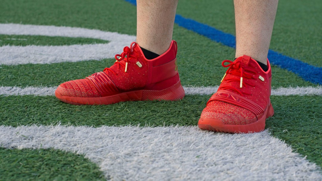 109c0565d4b4 Test Shoot: Under Armour C1N Trainer, the Shoe Fit for Cam Newton ...