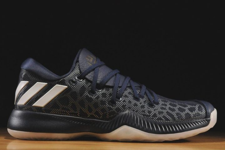outlet store c86a2 1bc83 Do you think Bounce would feel better on the Harden Vol. 1 rather than the  super low-profile Boost  Do you like the open-mesh and leather materials on  this ...
