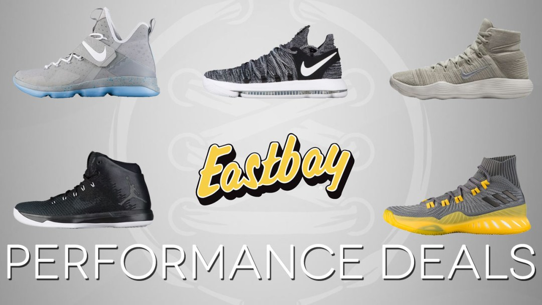 c438e4ab030 Performance Deals: Discounted Basketball Shoes at @Eastbay - WearTesters