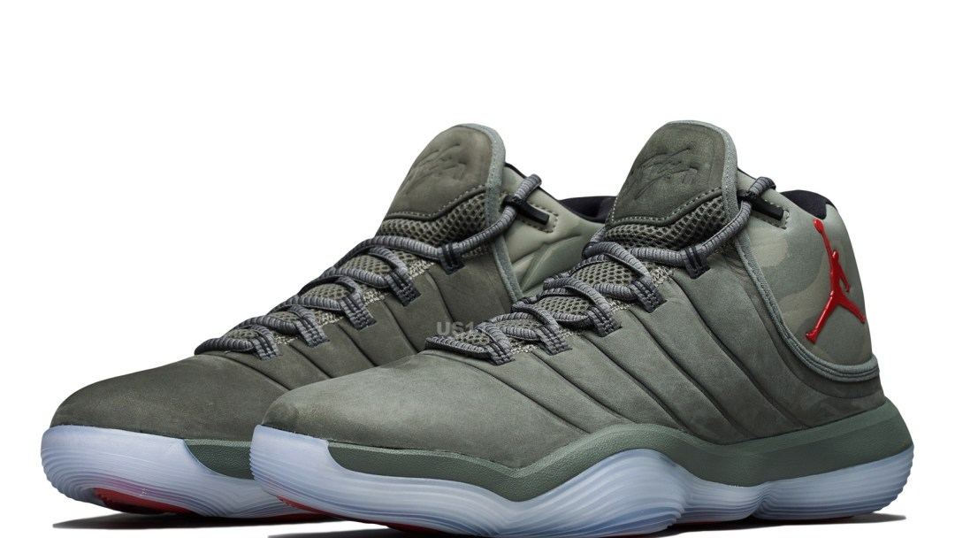 a5875895b355 The Jordan Super.Fly 2017 Comes in a Camo Colorway - WearTesters