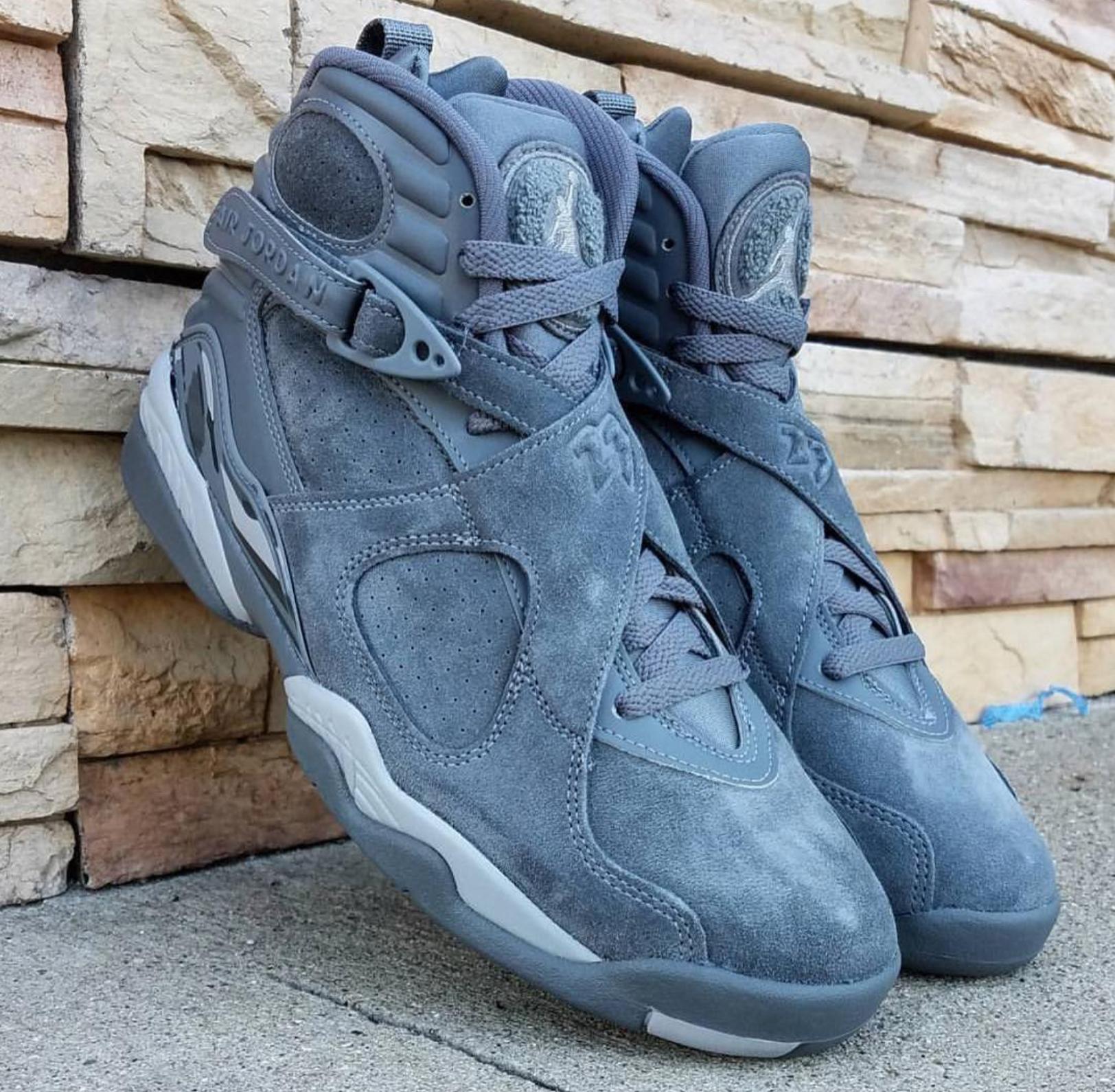 info for de8c6 5b8a3 free shipping air jordan 8 retro cool grey kaws sneakers ef4ee 62c26  shop  aug8. jordan brand kicks on court retro lifestyle b1e57 db26e