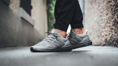 adidas ultraboost 3.0 grey two