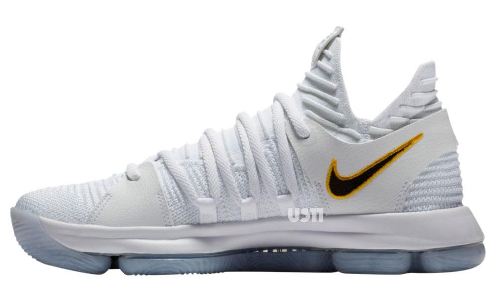 7b9916cd22ff The Nike KD 10 is Dropping in  Opening Night  and  Grey  Colorways ...