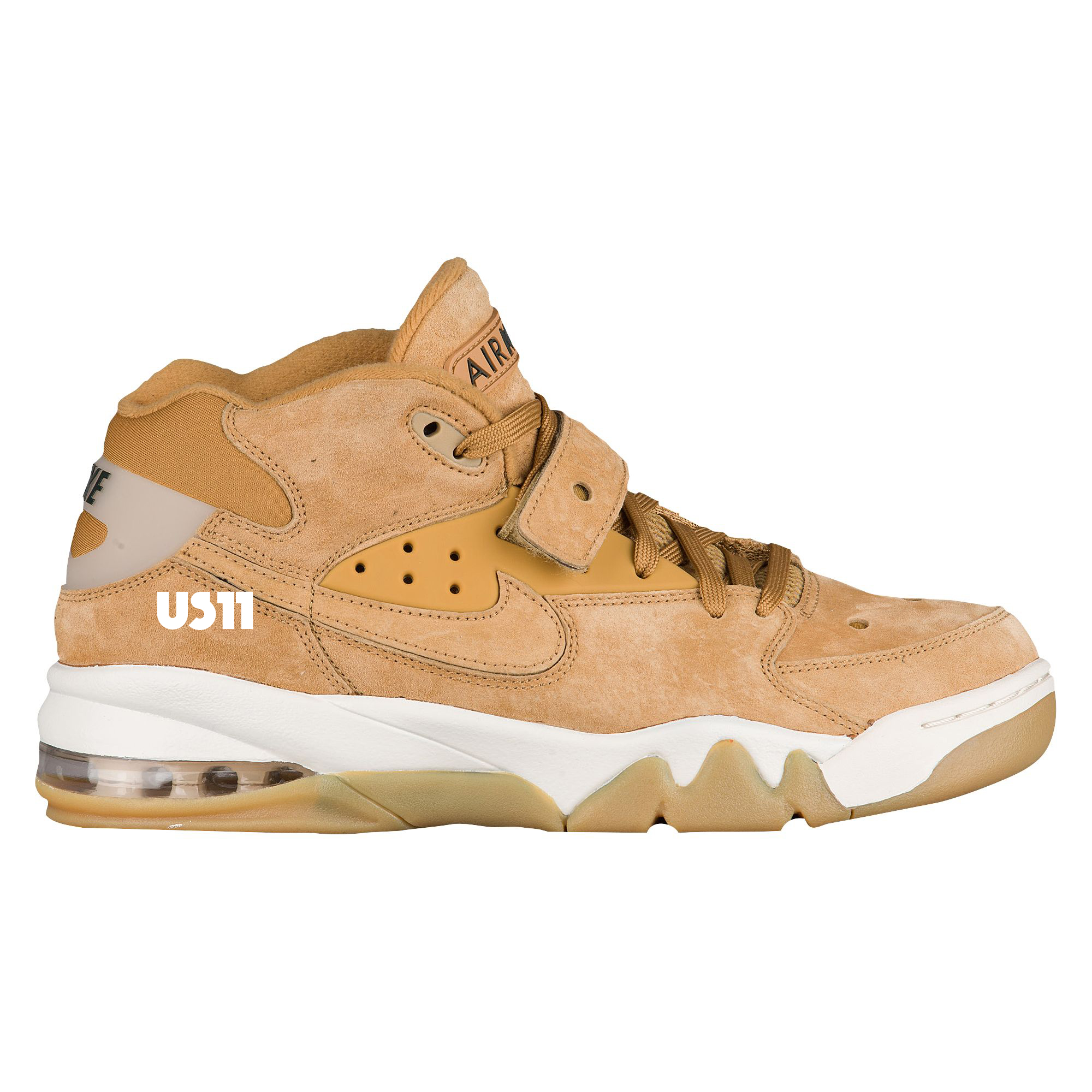 d7a06fb698c0 The Nike Air Force Max Gets the  Flax  Treatment for Fall - WearTesters