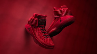 The Air Jordan 32  Rosso Corsa  Has Launched 9a9156b16