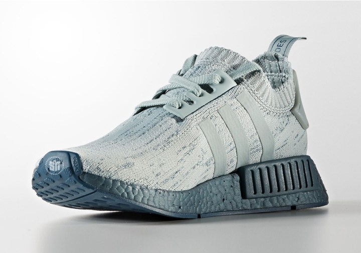 """45ebe180b98c5 Adidas NMD R1 """"Tactile Green Sea Chrystal"""" - Quick Look and Release Info1"""
