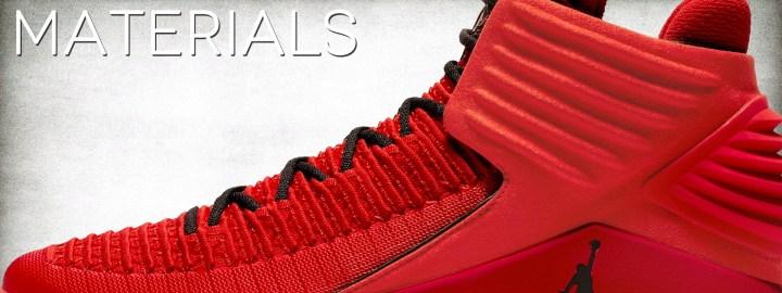 air jordan 32 performance review materials