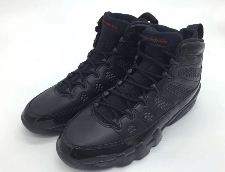 "6a3b54d9f78700 Will you cop  Air Jordan 9 Retro ""Bred"" Release Date  03 10 18. Color   Black Anthracite University Red Style    302370-014. Price   190"