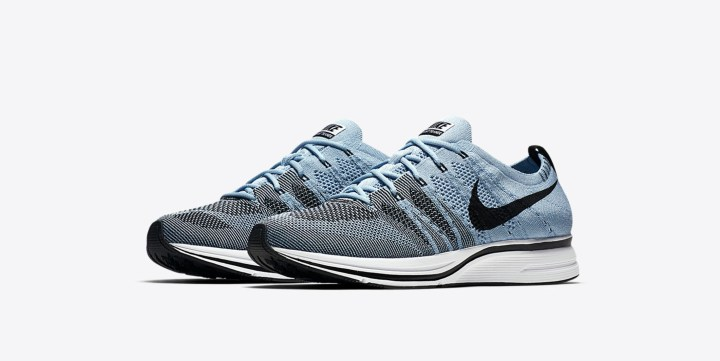 a828d4ab33529 The Nike Flyknit Trainer  Cirrus Blue  Drops in a Week - WearTesters