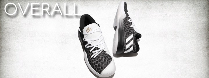 adidas Harden B/E performance review overall