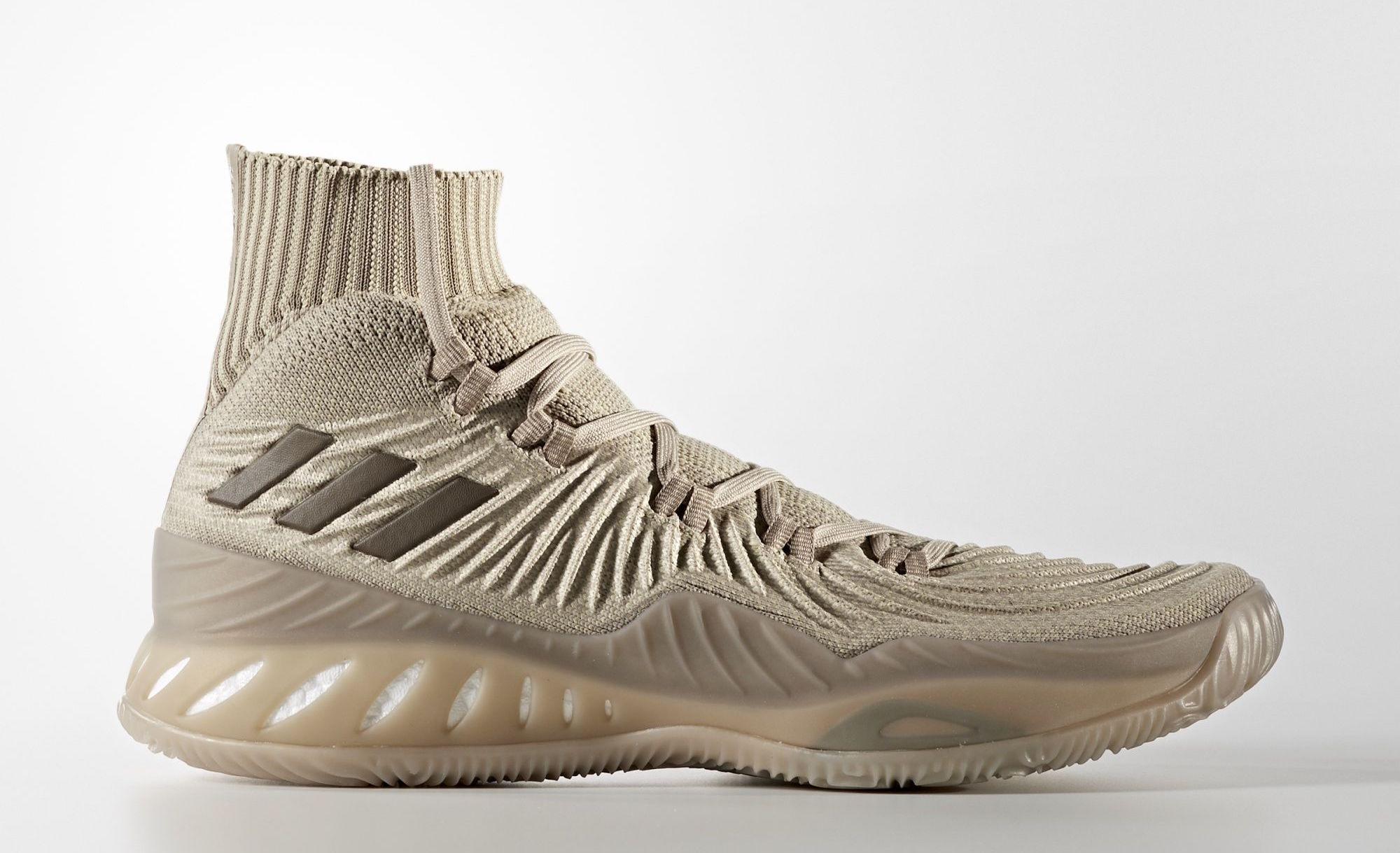 separation shoes 61550 29322 adidas crazy explosive 2017 trace khaki 2 · adidas   Kicks On Court ...