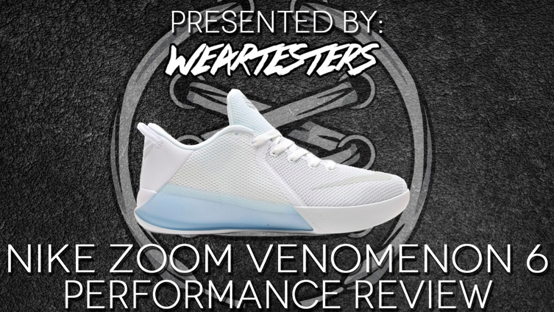 the best attitude 5586b 6880b Nike Zoom Kobe Venomenon 6 performance review thumbnail