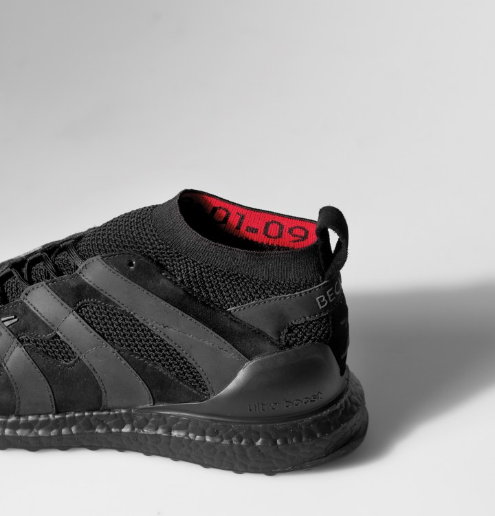 sports shoes 0bf6a 5a1b3 David Beckham and adidas Unveil a New adidas Predator Capsul