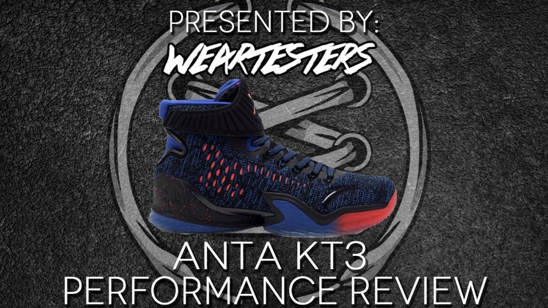 Anta KT3 performance review main