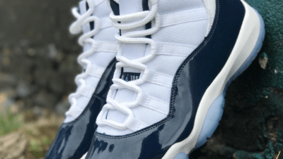 Air Jordan 11 'Midnight Navy' - Quick Look & Release Info1