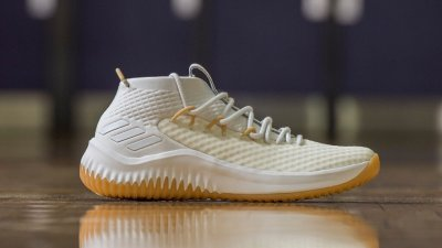 149bfdb4b8da Release Reminder  A New adidas Dame 4 Releases Tomorrow