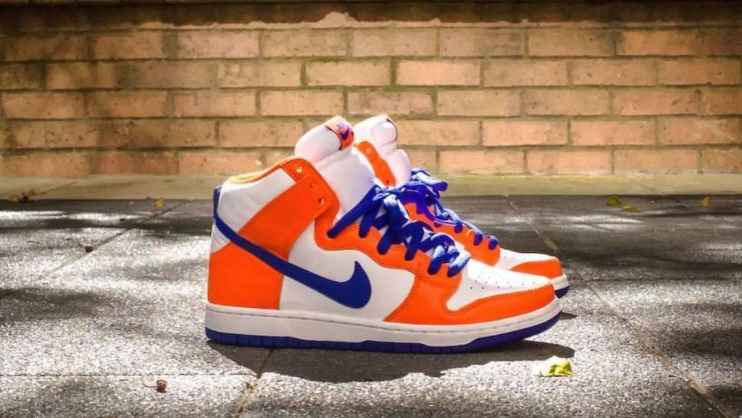 0e4d2dd4b0fcb6 Nike SB Dunk High TRD QS  Supa  - Quick Look and Release Info ...