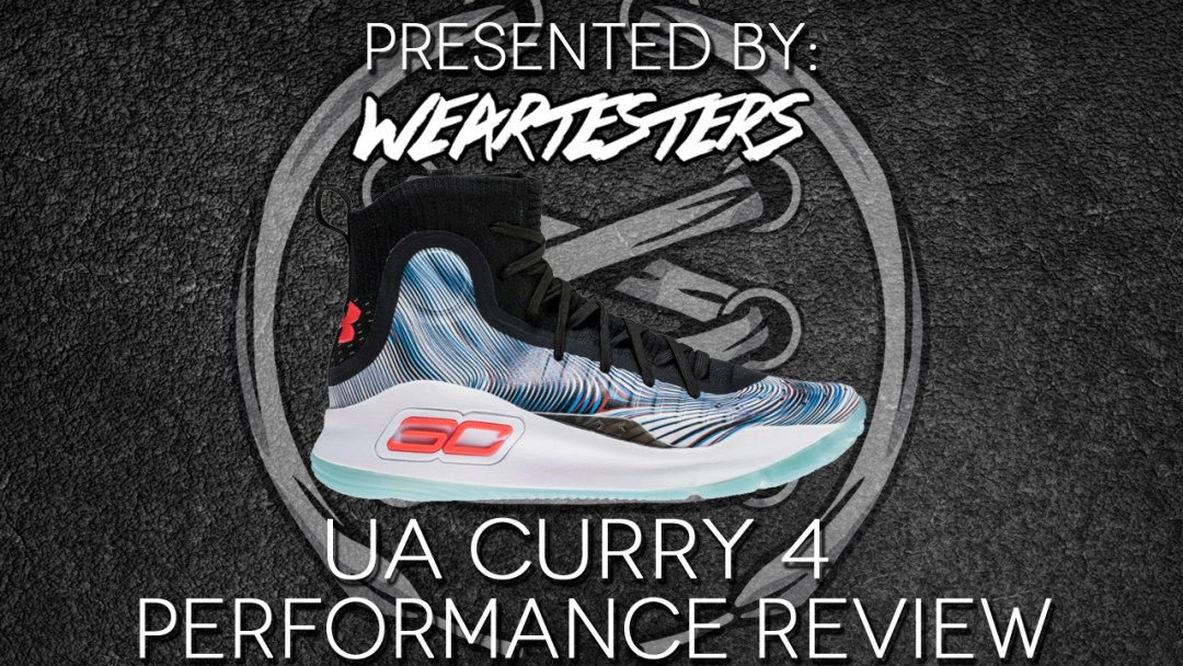 6108a7782e5 Under Armour Curry 4 Performance Review - WearTesters