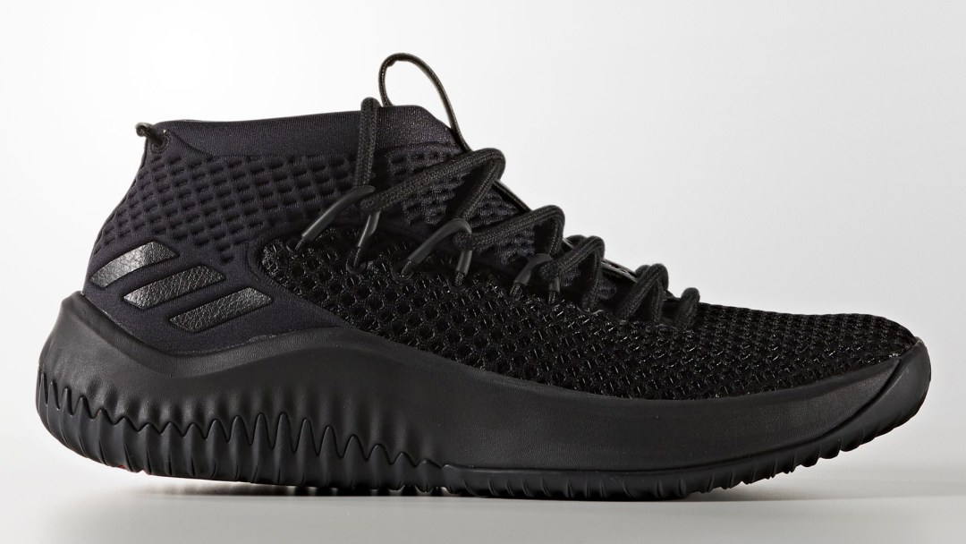 cheap for discount 854d2 4d956 adidas-Dame-4-Blackout-1