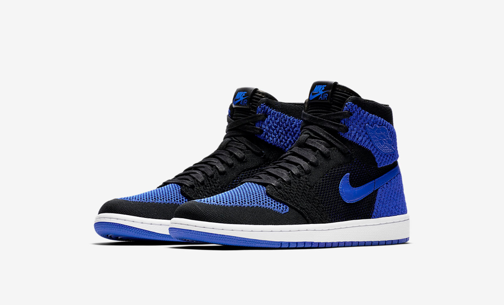 new style 1661a e7a92 air jordan 1 flyknit royal 3