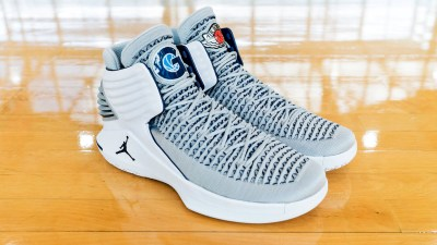 b587f002a82c07 The Georgetown Hoyas Will Debut Exclusive Air Jordan 32 PEs Tonight