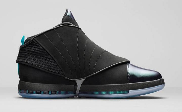 d0790fd51ac At first glance the Air Jordan 32  CEO  appears to use a black upper. After  closer inspection