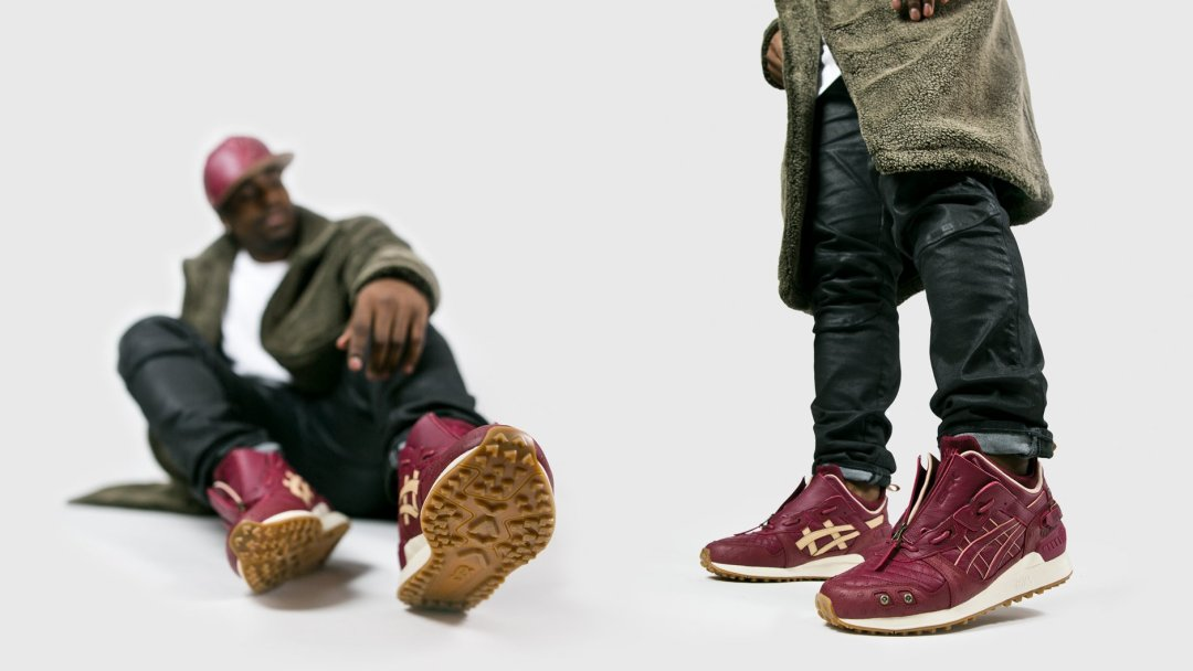 Ghostface Killah and Extra Butter Unveil the Asics Tiger Gel Lyte MT ... 19bddefad798