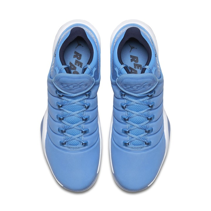 21a23ad9c22a The Jordan Super.Fly 2017 Shows Itself in This UNC-Friendly Colorway ...