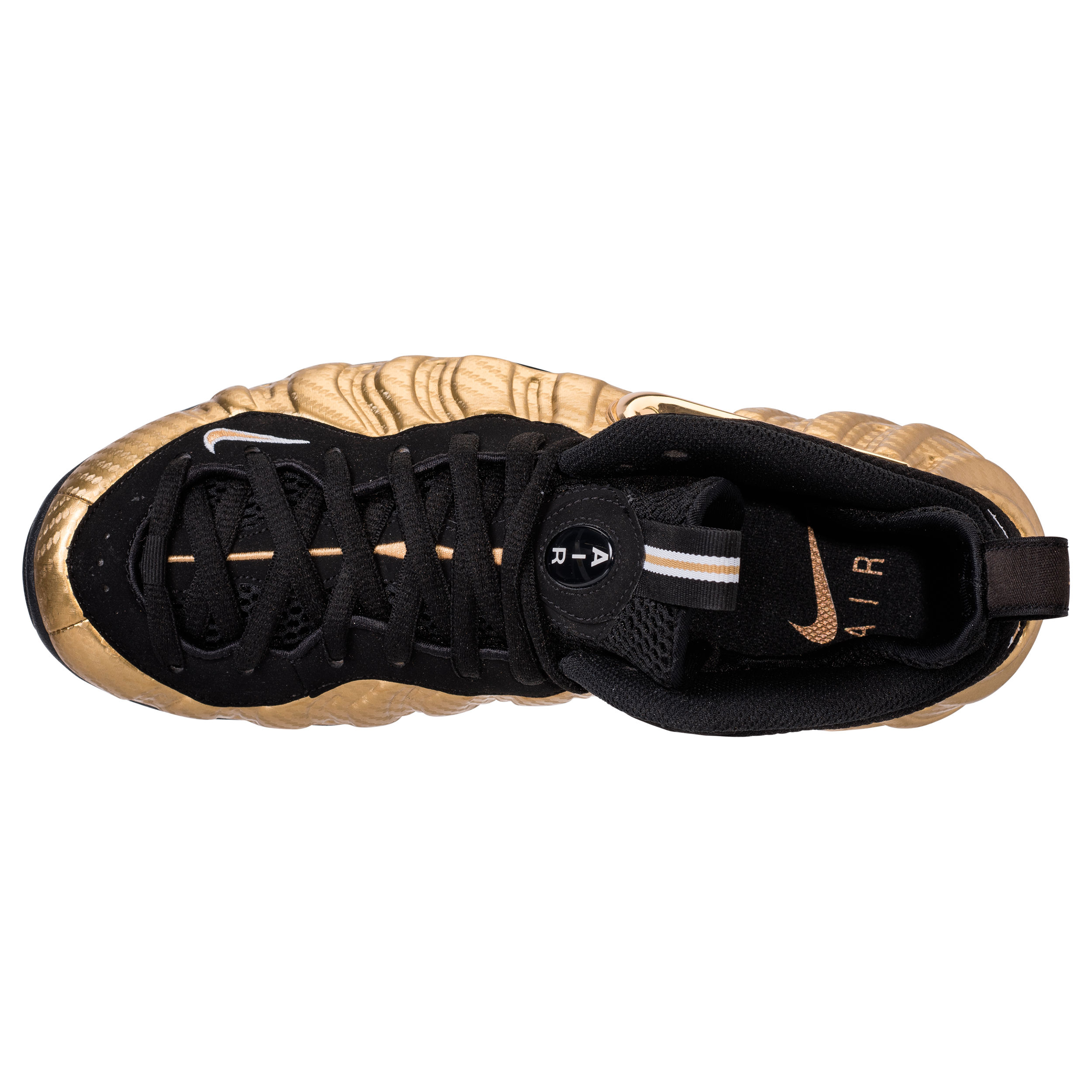 c6fa7dc7f52 nike air foamposite pro metallic gold 6 - WearTesters