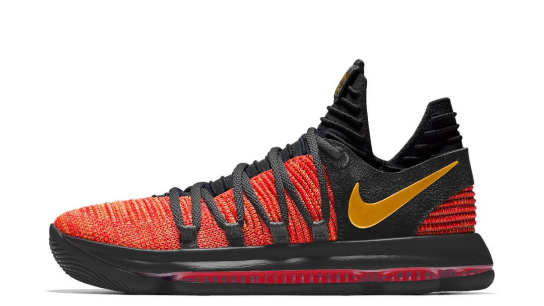 5ce3b00118b You Can Now Customize the Nike KD 10 on NIKEiD - WearTesters