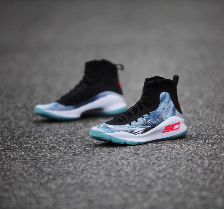 under armour curry 4 more magic 2