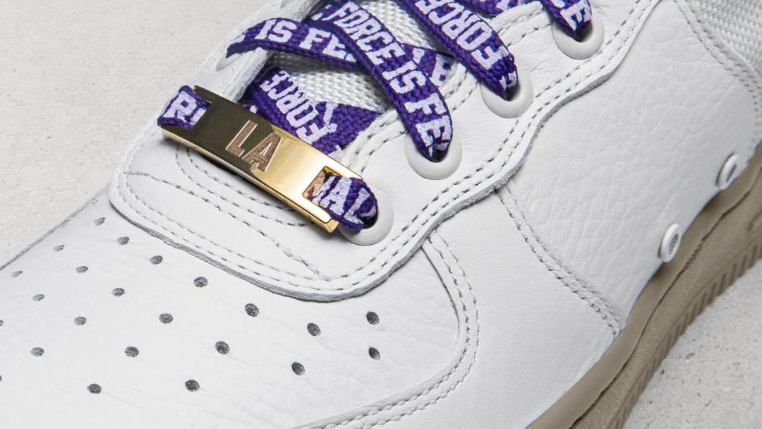 new products b6306 bbe19 womens nike special field air force 1 LA 6