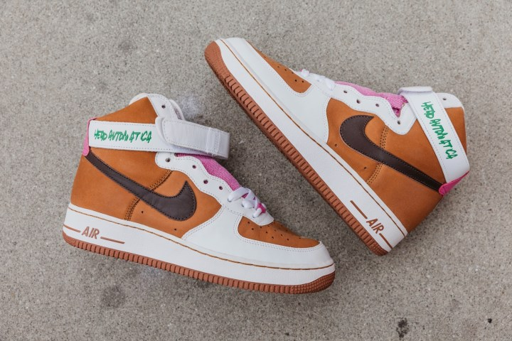 2004 Air Force 1 Hi Head Automatica 2