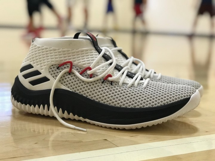 c13508fa789b Overall – The Dame 4 is Lillard s latest signature shoe and things just  keep getting better. This is absolutely one of the best bang for your buck  shoes on ...