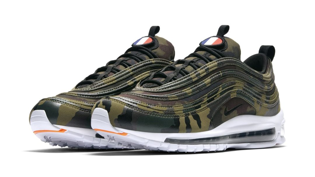 75148c68503 The Nike Air Max 97 Premium Camo Pack is for France