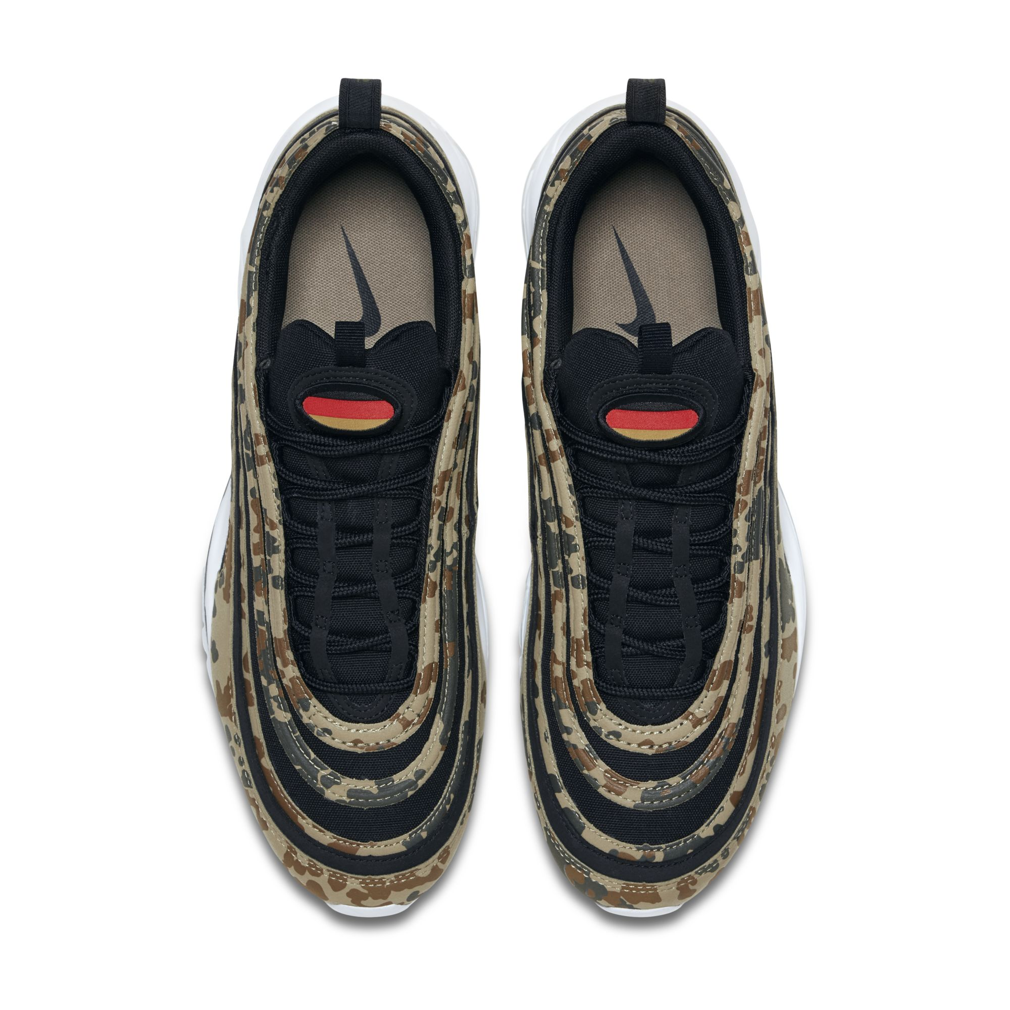 info for 9e3cd b1140 nike air max 97 premium country camo pack germany 2
