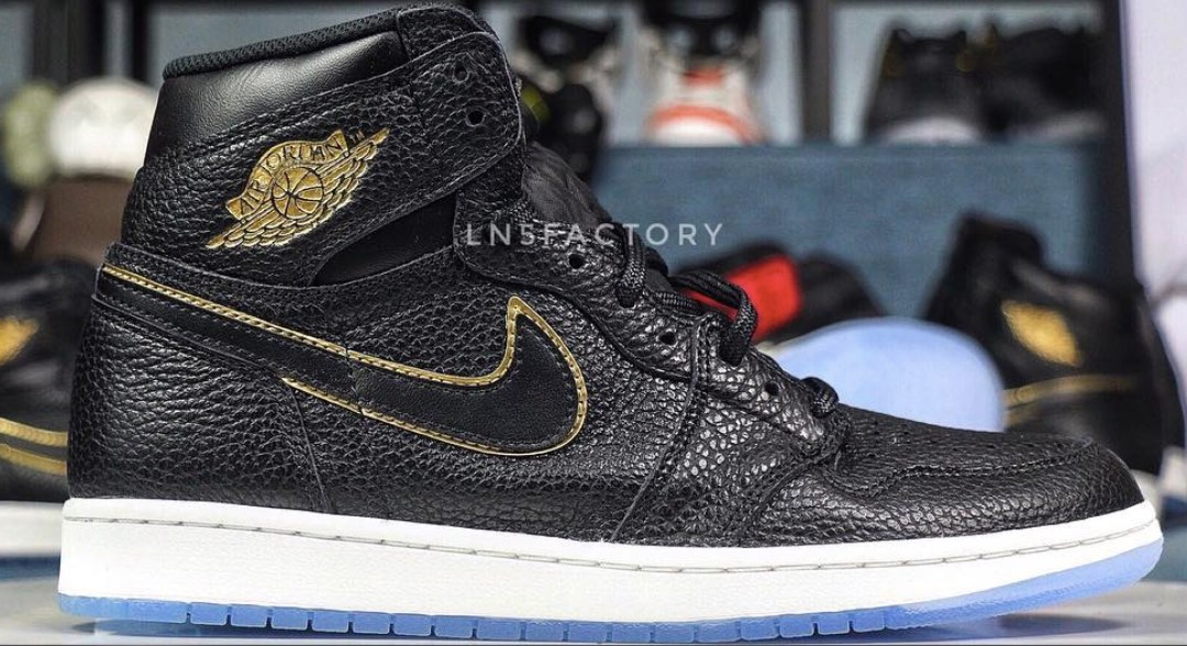 Could This Air Jordan 1 Drop for 2018 NBA All-Star Weekend ... 2f3ff65a4