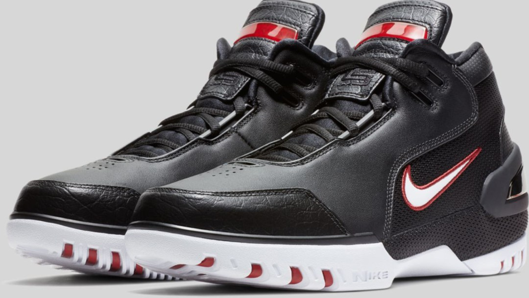 a8d93a7352494 The Nike Air Zoom Generation in Black Varsity Crimson May Be ...