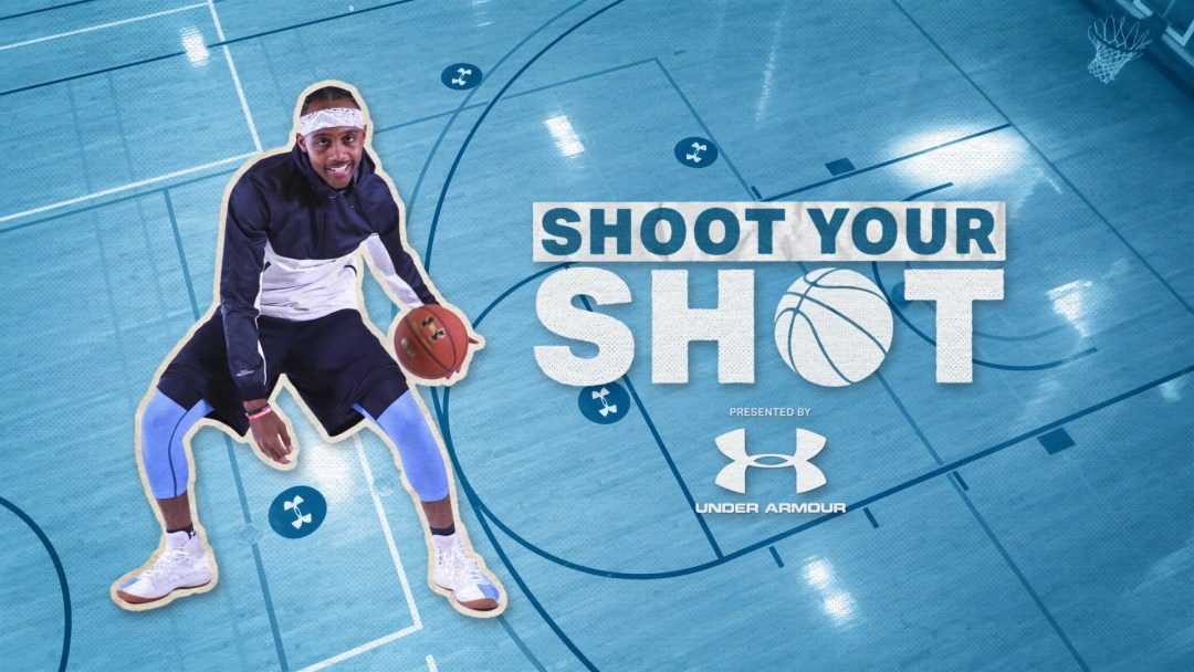Shoot Your Shot Under Armour brandon Armstrong 2