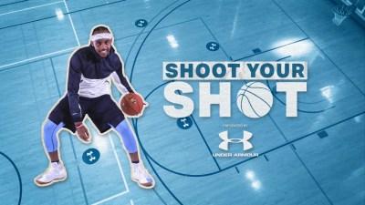 Shoot Your Shot Under Armour brandon Armstrong 2