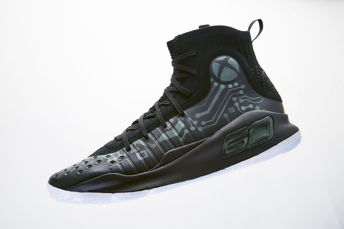 A Detailed Look At The Exclusive Under Armour Curry 4