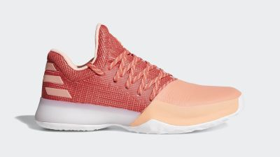 adidas harden vol 1 pink 1