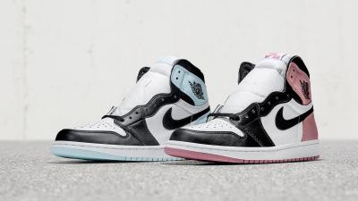 5d0b3943181f The Air Jordan I  Rust Pink  and  Igloo  to Drop in December for South Beach