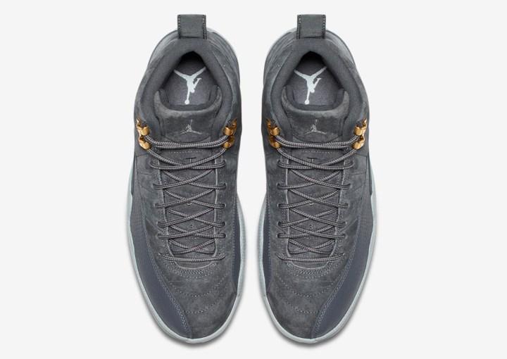 air jordan 12 dark grey 5