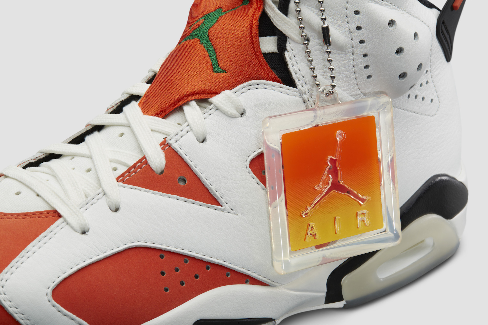 0184a136692 jordan brand gatorade air jordan 6 like mike 15 - WearTesters