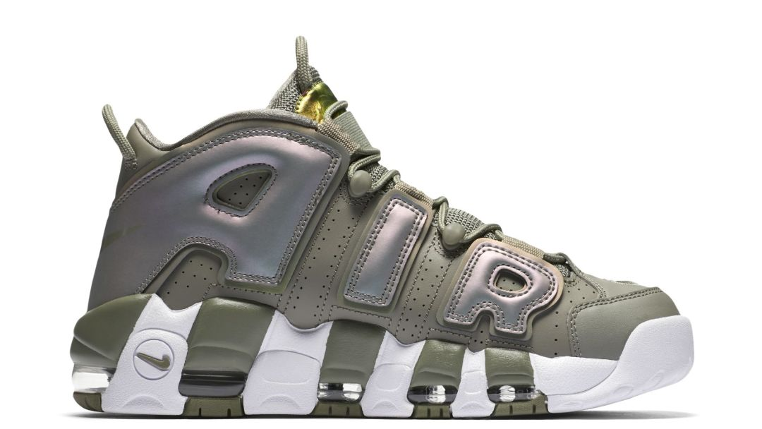 low priced 59097 8f618 nike Air More Uptempo Iridescent womens 1