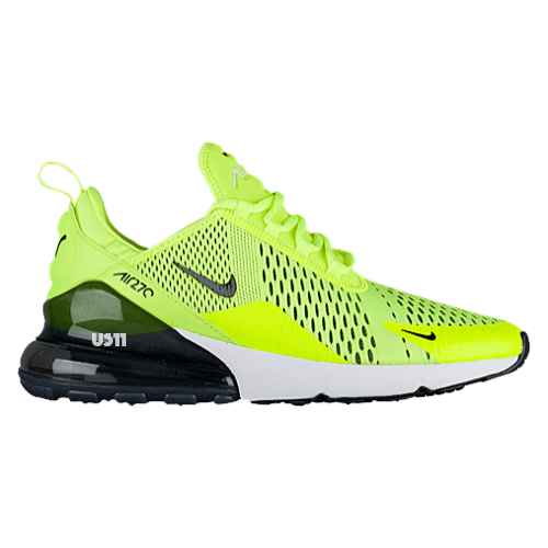 detailed look 62dbb be9d5 nike air max 270 volt