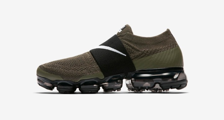 Nike Officially Unveils the Air VaporMax Flyknit Moc in Cargo Khaki ... 8c844d5c8c