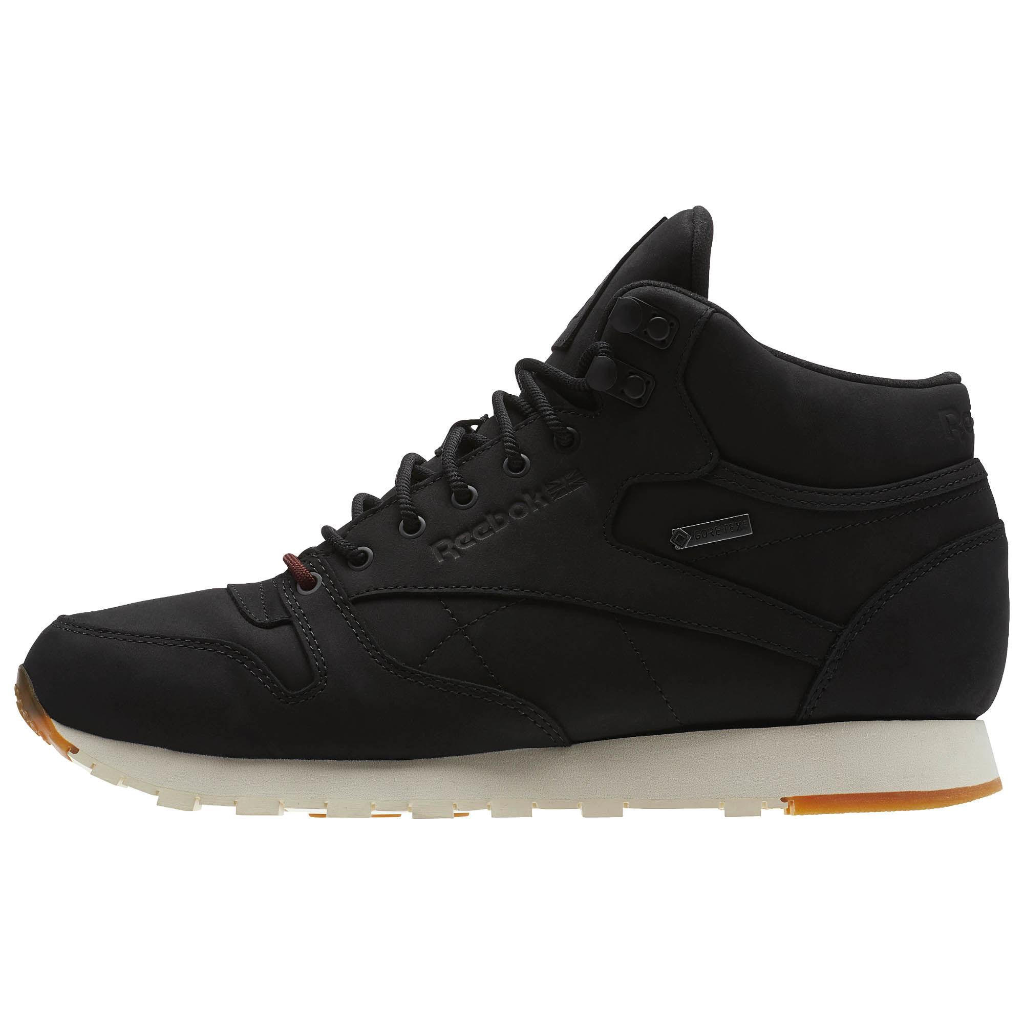 14e0cd67cda7 reebok classic leather mid gore-tex thinsulate black 2 - WearTesters